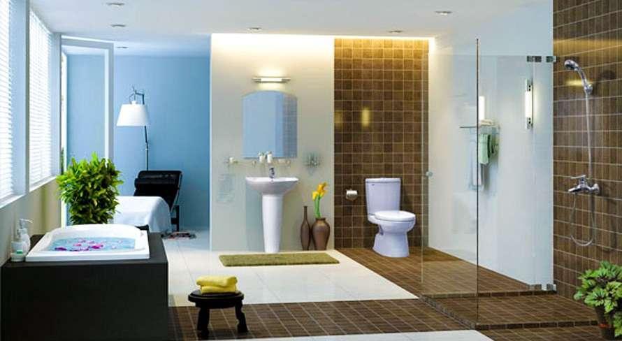 """Phòng tắm là nơi riêng tư và là nơi để thư giãn trong nhà do đó đây là nơi để """"rủ bỏ"""" mọi """"phiền muộn"""" trong cuộc sống cho nên phải đảm bảo các tiêu chuẩn. Trước sự phát triển của công nghệ cho ra đời nhiều thiết bị nhà vệ sinh phục vụ cho nhu cầu của khách hàng."""