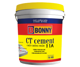 CT CEMENT 11A - SƠN CHỐNG THẤM